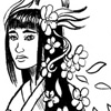 #1 : Une fille en kimono ! #2 : La sorcière, de Mask. #3 : Avatar Kyoshi #4 : Avatar Korra